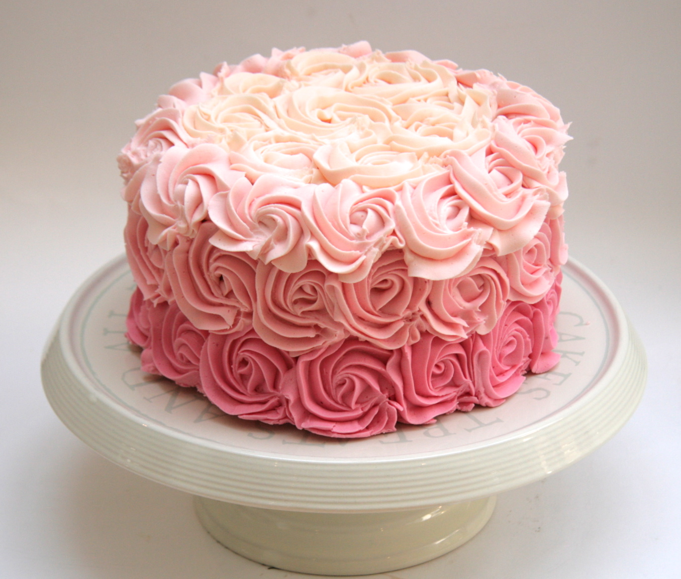Cake Images With S : Rose Cakes